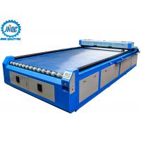 China Commercial Automatic Fabric Cutting Machine , Textile Laser Engraving Machine wholesale