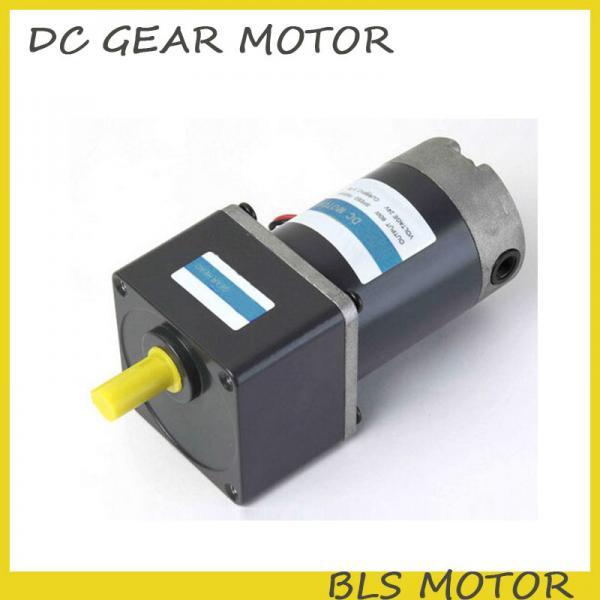 40w 24v 12v 90v Dc Brushed Gear Motor Mico Dc Motor Of