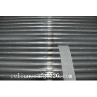 China Air Cooler Aluminum 6063 Extruded Fin Tube With Free Middle Ends wholesale
