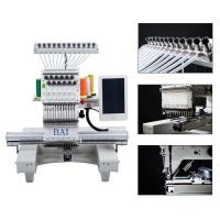 China Dahao Computer System Single Head Embroidery Machine With Wilcom Software Freely wholesale