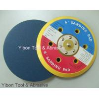 China 6 inch PSA Sanding pad with 6 holes wholesale