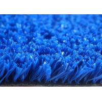 Buy cheap Abrasion Resistance Tennis Court Artificial Grass Non Infill Diamond Shape from wholesalers