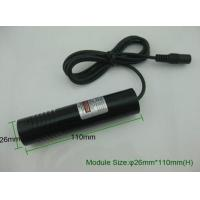 China 650nm 200mw red line laser module wholesale
