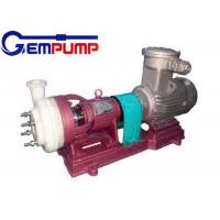 China Chemical centrifugal pump for Petroleum / Metallurgy pump , chemical industry pump wholesale