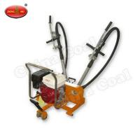 China Rail Track Ballast Tamper ND-4.2*2 Gasoline Rail Switch Tamping Machine wholesale