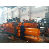 China Automatic Control Power 180kW Bale Density High Hydraulic Baling Press Machine wholesale