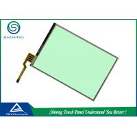 China 3.1 inches 4 Wire Touch Panel / 1.1 mm Glass Transparent Touch Panel LCD wholesale