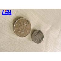 China Cr2032 3 Volt Battery Lithium Button , Standard  MP3 Coin Cell Battery wholesale