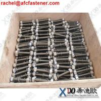 China stud bolt and screw Inconel625 wholesale
