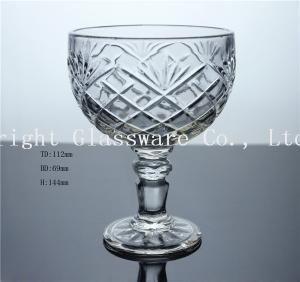 China Cheap Ice Cream Sundae Cups, Ice Cream Glassware wholesale