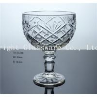 China Hot sale glass ice cream cup, Ice Cream Bowls for whpolesale wholesale