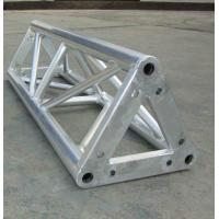 China Silver Aluminum Triangle Truss , Durable Roof Truss For Speaker wholesale