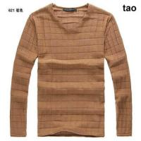 China New Winter Design D&G knitted sweater men wool sweater cardigan pullover wholesale