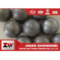 China No Broken High Hardness Good Wear Resisitance ball mill steel balls wholesale
