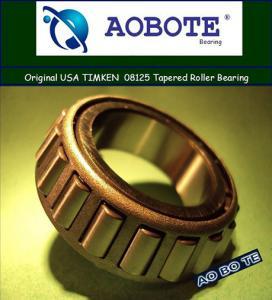 China Gcr15 Timken Taper Roller Bearings  wholesale