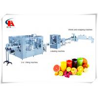 China 2 - 6 Ton/H Juice Manufacturing Machine , Fruit Juice Processing Equipment Ultrafiltration System wholesale
