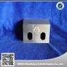 D2 / SKD11 Plastic Granulator Blades customized Hardness long working life for sale