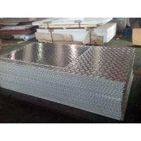 China Leaf Pattern Aluminium Checker Plate Fire Resistance For Solar Reflective Film wholesale