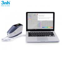 China 400 700nm spectrophotometer color matching machine with d/8 8mm and 4mm two apertures 3nh YS3060 wholesale