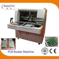 Quality KAVO Spindle PCB Depaneling Router With CCD Camera System 220V for sale