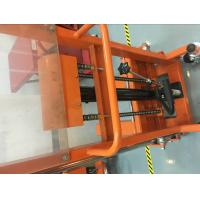 China Industrial Manual Hydraulic Stacker Structural Durability With Fixed Legs on sale