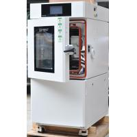 China 100 Liters Upright type Constant -70~150 Deg C Temperature And Humidity Control Cabinet wholesale