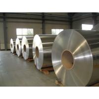 China AL Foil Hydrophilic Aluminium Foil Manufacturing Process for Heat And Acoustic Insulation wholesale