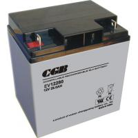 China Electric Vehicle Rechargeable Deep Cycle Battery  EV12V 28AH wholesale