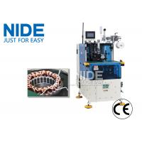 China Servo system control two twin needle lacing automatic stator lacer machine wholesale