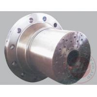 China High Tensile SS Open Die Forging Shaft For Steel Smelting Furnace wholesale