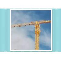 China Large Construction Hammerhead Tower Cranes / Travelling Tower Crane wholesale