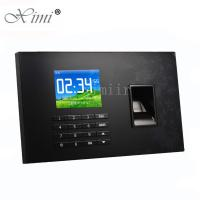 China Fingerprint Biometric Time Attendance Machine Time Clock Recorder RFID Card wholesale