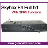 Buy cheap New Skybox F4 hd with GPRS function from wholesalers