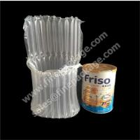 China Inflatable milk powder bottle Air Bag, Packaging Protection bag wholesale