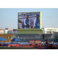 China High Brightness P10 Outdoor Full Color Led Display For Stadium Sport Live Show on sale