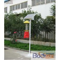China solar insect killing lamp on sale
