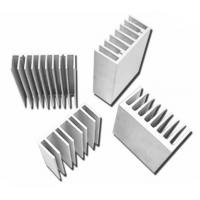 China 6063 6061 6005 Heatsink Extruded Aluminium Profile With CNC Machining wholesale