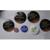 Wholesale 2017 custom luxury button badge with artwork printing manufacturer and all kinds of size from china suppliers