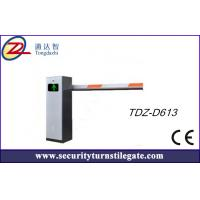 China Automatic Gate Barrier Arms on sale
