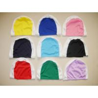 China So cute adult cloth swimming caps wholesale