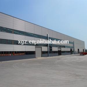 China Economic Metal Buildings Ethiopia Prefabricated Workshop wholesale