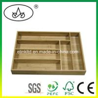 Wholesale China Bamboo Utensil Organizer for Cutlery Sets/Kitchenware/Kitchen Implement/Tableware from china suppliers