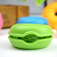 China CC-910 Green Households Products Plastic Cell Phone Stand Compact Cable Turtle wholesale