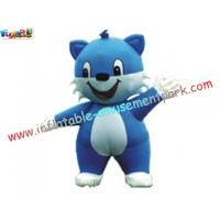 China Cute Advertising Inflatable Cartoon rip-stop nylon material wholesale
