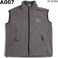 China Arc'teryx men's winter vest for men winter clothing wholesale