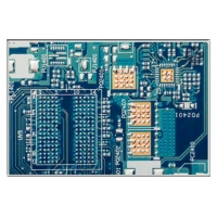 China Pressure Measuring Instrument  Printed Circuit Board Assembly | PCBA Manufacturing and  Fabrication wholesale