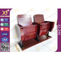 China Indoor Special Church Auditorium Seating With Soft Polyurethane Foam Padded wholesale