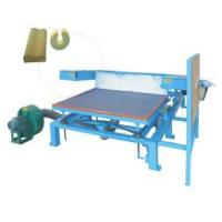 Buy cheap 3.8 Kw Polyurethane Foam Crushing Cutting Machine For Special Shaped Slicing Foam from wholesalers