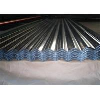 China Light Weight Corrugated Aluminum Roofing Sheet Long Span Aluminium Roof Panels wholesale