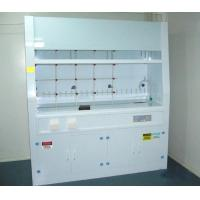 Buy cheap Stainles Steel Laboratory Fume Hood , Safe Chemical Fume Hood from wholesalers